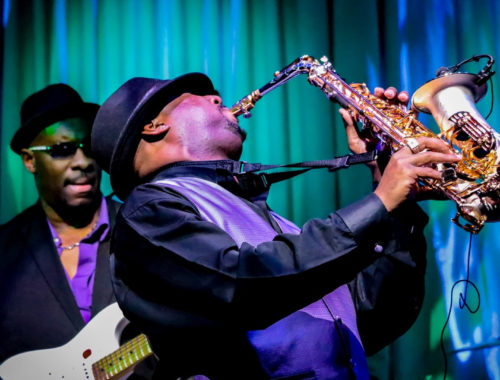 saxophone débutant