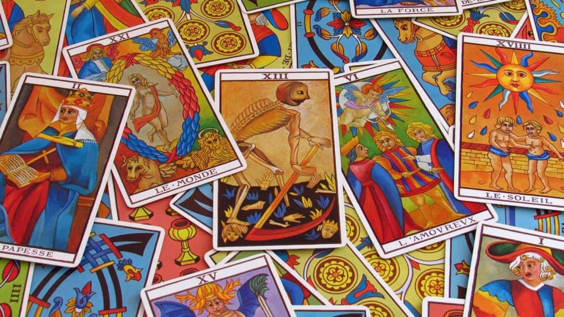 cartes tarot de Marseille